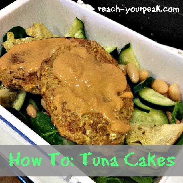 tuna cake recipe