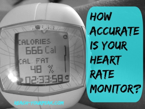 how accurate is your heart rate monitor