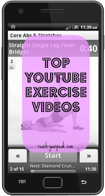 Top YouTube Workout Videos